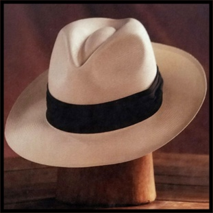 The Classic Panama Hat - Handmade Hats for Men and Women. 9da7b79bd73a
